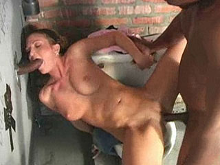 Gloryhole Gone Wild Black Cock Pictures