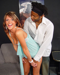 Jack The Black Dick Submissive Cuckold