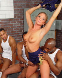 The Ballers Wife Interracial Creampie