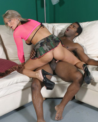 Tyler Knight - Spring Thomas  interracial fuck suck cum